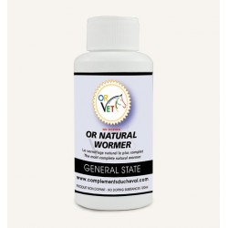 OR NATURAL WORMER (120 ml)...