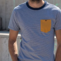 Tee-shirt en coton bio -...